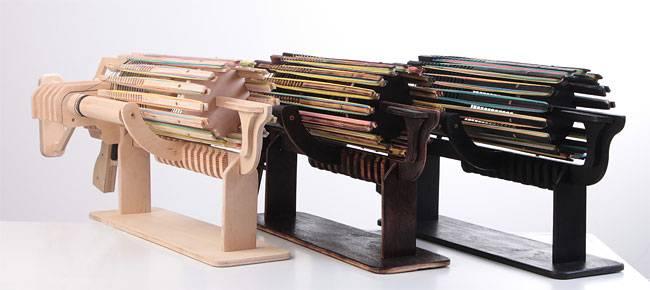 Александр Шпетный, Rubber Band Machine Gun