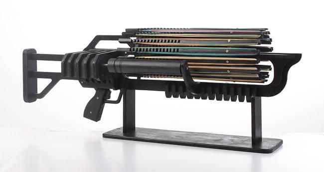 проект Rubber Band Machine Gun