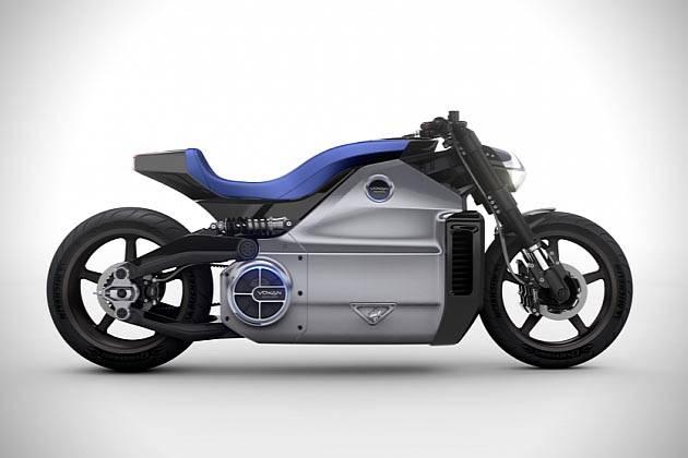 Wattman – самый мощный электроцикл