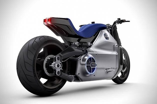 Voxan Wattman 200 Horsepower Electric Motorcycle