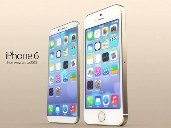 iPhone 6 с 4,8-дюймовым экраном