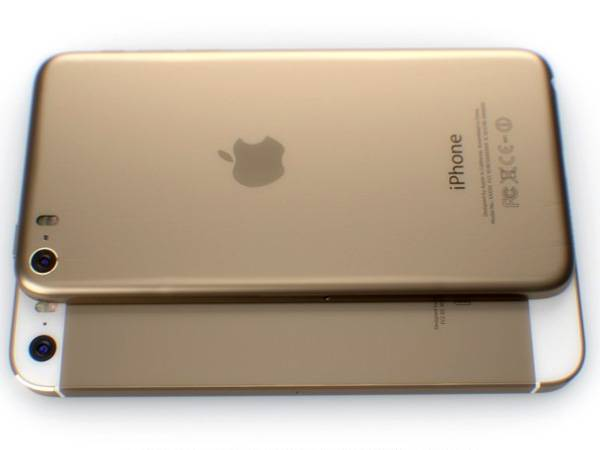 Концепт iPhone 6 от Steve Hemmerstoffer и Martin Hajek для Apple