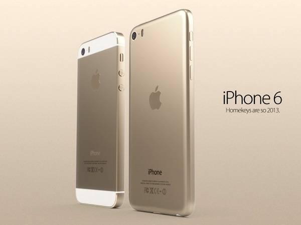 Характеристики концепта iPhone 6: