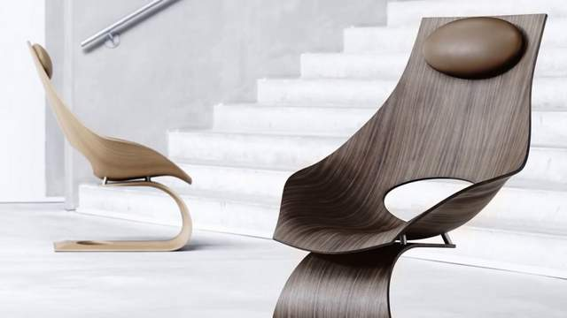 Carl Hansen & Son создал концепт кресла Dream