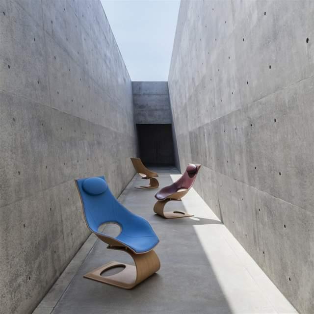 Кресла Dream от Тадао Андо