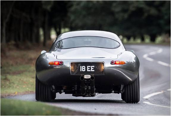 Eagle Low Drag GT дает вам все преимущества старого автомобиля