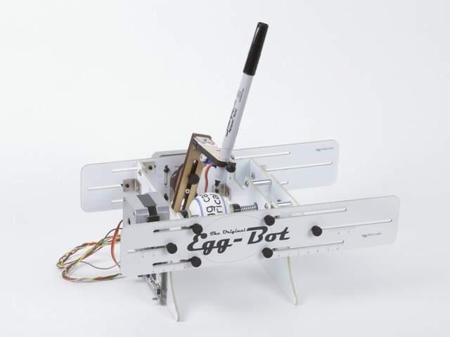 Яйце-робот от Брюса Шапиро