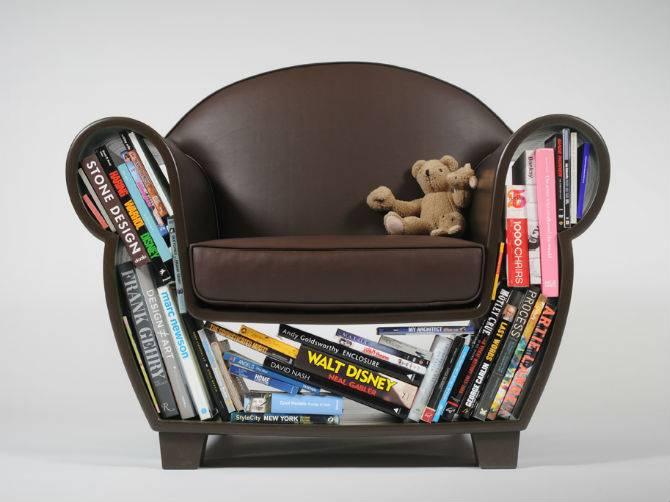 Кресло от Джадсона Бомонта
