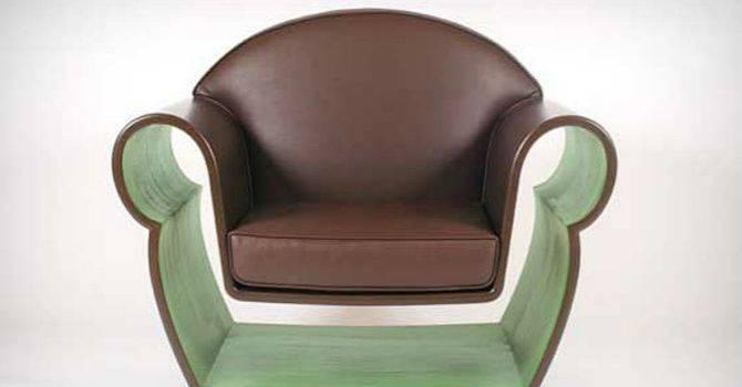 Кресло от дизайнера Джадсона Бомонта