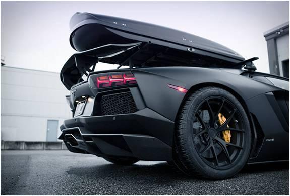 Lamborghini Aventador LP 700-4 от SR Auto Group
