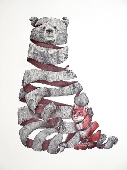 oso - Emptyland от Хауме Монтсеррата
