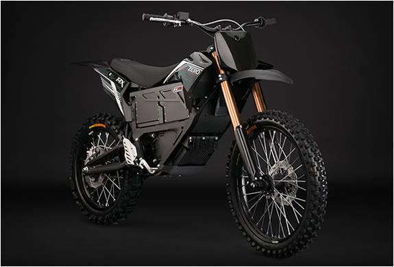ZERO MX - Электрический мотоцикл