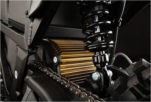 Электрический мотоцикл - ZERO MX