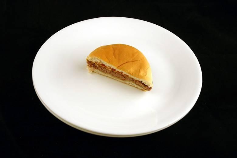 Чизбургер 75 г = 200 ккал