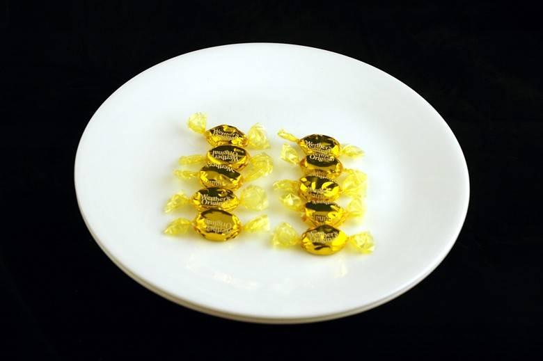 Конфеты 50 г = 200 ккал (Werther's Originals Candy)