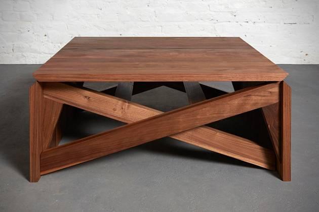 Кофейный стол трансформер