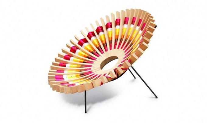 Кресло Maria от Arquiteknia studio