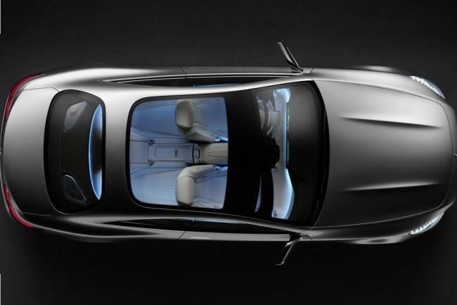 Купе Mercedes-Benz S-Class 2015 года