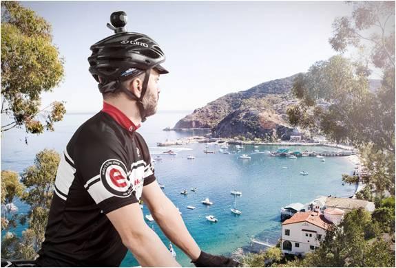 весенние вело прогулки с  360Fly