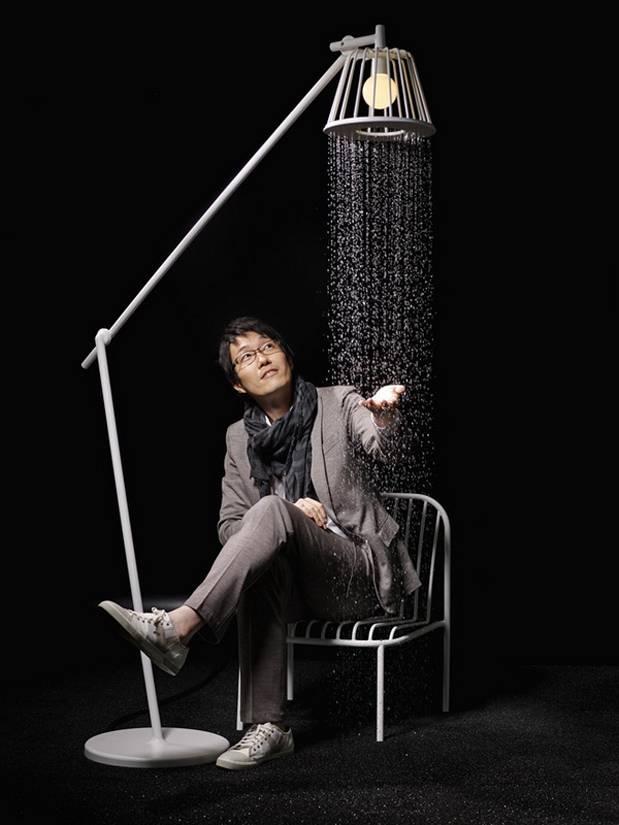 Water Dream дизайнер Оки Сато (Oki Sato)