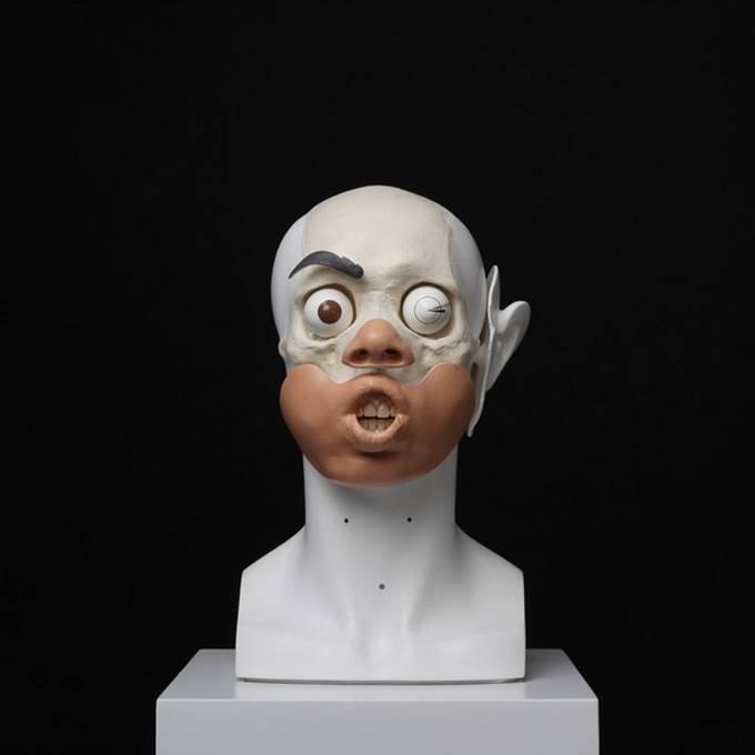 Южнокорейский современный художник - Хюнгко Ли