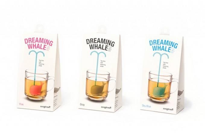 Спящий кит в вашей чашке