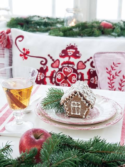 Рождество от Style at home в скандинавском стиле
