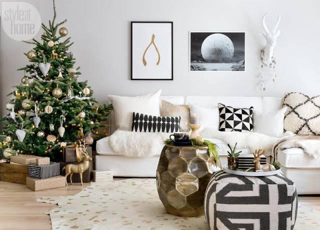 красиво и уютно в скандинавском стиле фото